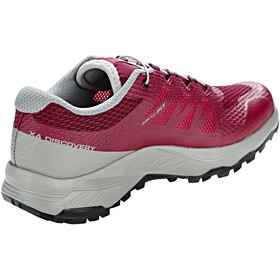 Salomon XA Discovery Shoes Women beet red/monument/cerise.